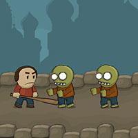 Гра Ботан проти зомбі: грай безкоштовно онлайн!!