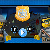 Гра Лего гонитва по музею: грай безкоштовно онлайн!!