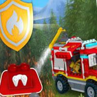 Гра Пожежа в Лего Сіті: грай безкоштовно онлайн!!