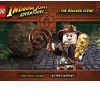 Гра Пригоди лего Індіани Джонса: грай безкоштовно онлайн!!