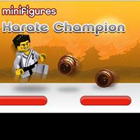 Гра Змагання з Лего карате: грай безкоштовно онлайн!!