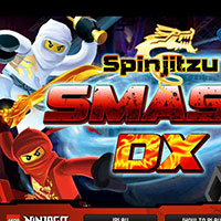 Гра Лего: Небезпечний дракон Ніндзя Го!!