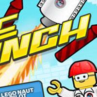 Гра Лего Сіті: Запуск ракети!!
