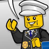 Гра Лего Сіті: Поліцейська погоня