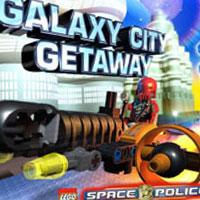 Гра Космічна Лего поліція: грай безкоштовно онлайн!!