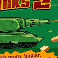 Гра Танки 2: Приголомшлива битва!!