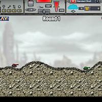 Гра Маленькі танки в горах: грай безкоштовно онлайн!!