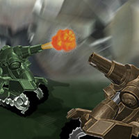 Гра Дуель на мікро-танках: грай безкоштовно онлайн!!