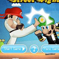 Гра Маріо у вуличних бійках: грай безкоштовно онлайн!!