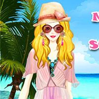 Гра Одягалка: Мода Багамських островів
