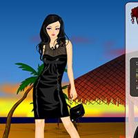 Гра Одягалка: Маленьке чорне плаття