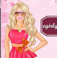 Гра Барбі: Показ мод в магазині