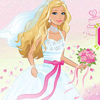 Гра Барбі 2: Красиве весілля