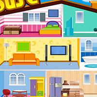 Гра Ляльковий будиночок Барбі