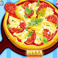 Гра Готуємо їжу: Італійська піца!