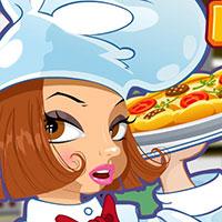 Гра Готуємо італійську піцу: грай безкоштовно онлайн!