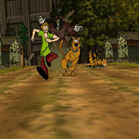 Гра Скубі Ду 4 - Лісова пригода
