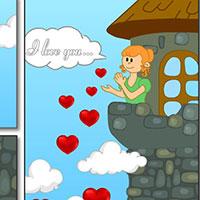 Гра Бродилки: Крила любові