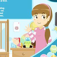 Гра Догляд за малюками: Старша сестра
