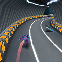 Гра Реактивні гонки: Вперед і тільки вперед