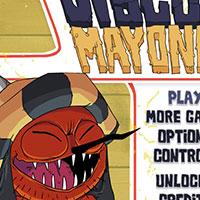 Гра Майонезні монстри: Біганина