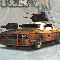 Гра Пустельні бійці: Захист вантажівки
