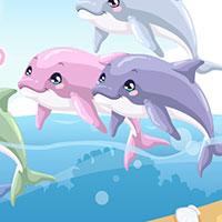 Гра для дівчаток - Свій дельфін