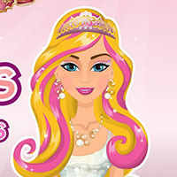 Гра для дівчаток: Фантастична зачіска