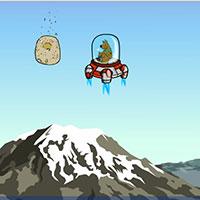Гра Скубі Ду космічний рятувальник