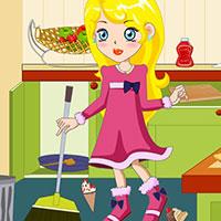 Гра Прибирання в будинку Вінкс: грай безкоштовно онлайн!