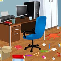Гра Прибирання в офісі: грай безкоштовно онлайн!
