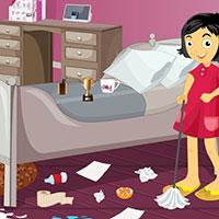Гра Прибирання в кімнаті дівчинки: грай безкоштовно онлайн!