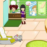 Гра Спа-салон краси: грати онлайн безкоштовно!