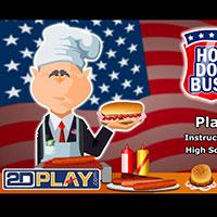 Гра Кулінарія: Суперські хот-доги