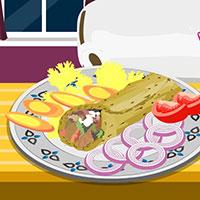 Гра Кулінарія: Куряча шаурма