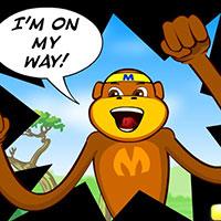Гра Пригоди Мавпочки: грай безкоштовно онлайн!