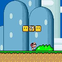 Гра Світ Маріо: Пригоди водопровідника!