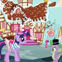 Гра Для дівчаток поні : дружба це чудо