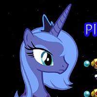 Гра Поні бродилка з принцесою Місяцем