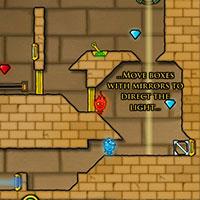 Гра Вогонь і Вода 2: у Храмі Темряви і Світла