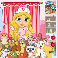 Гра Лікарня для тварин: грай безкоштовно онлайн!