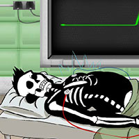 Гра Лікарня: Електрошок!