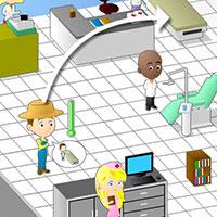 Гра Роботи в лікарні: грай безкоштовно онлайн!