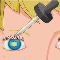 Гра Лікарня: Операція на оці!