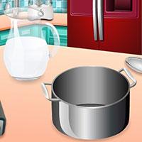 Гра Кухня Сари: Домашнє морозиво