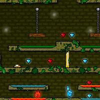 Гра Вогонь і Вода 6: Повернення в Лісовий Храм