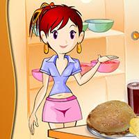 Гра Кухня: Сара готує Барбекю