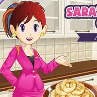 Гра Кухня Сари: Яблучні дольки
