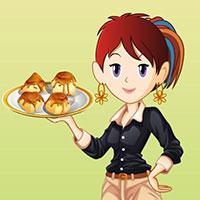 Гра Кухня Сари: дивовижний пудинг