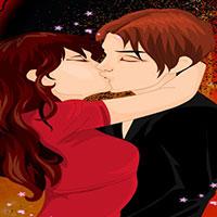 Гра поцілунок Вампірський